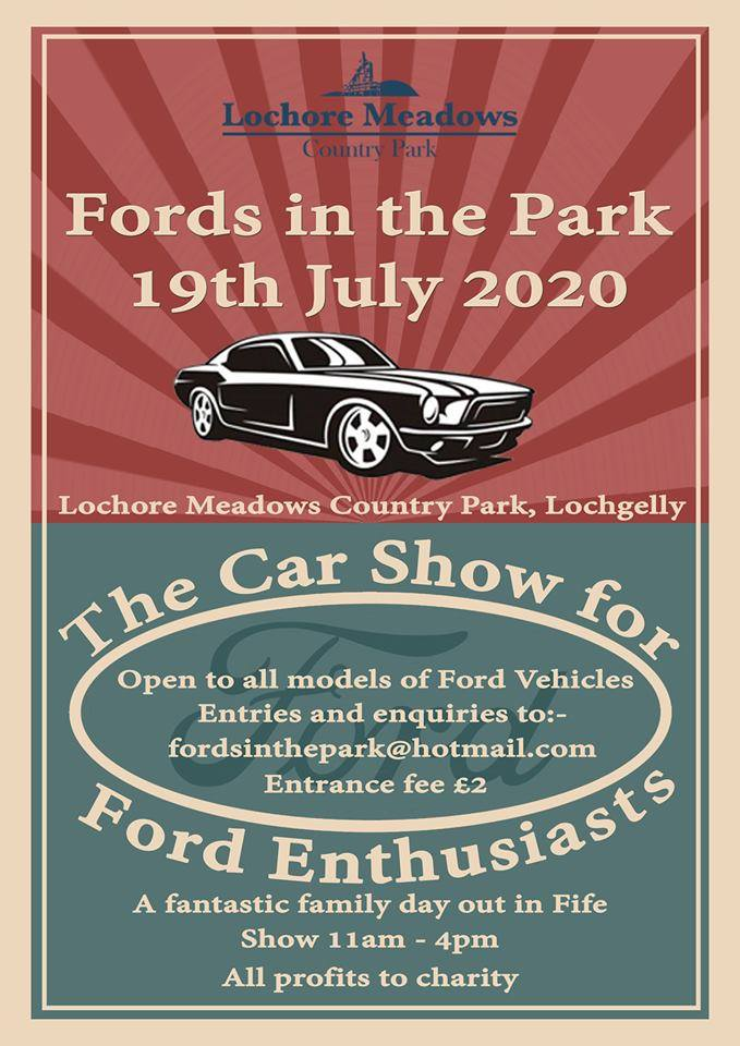 Fords in the Park